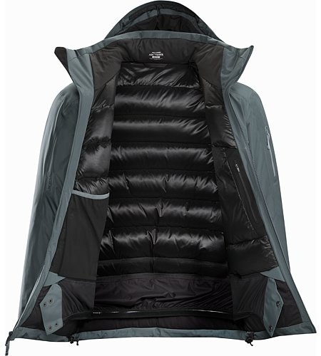 Macai Jacket Neptune Internal View