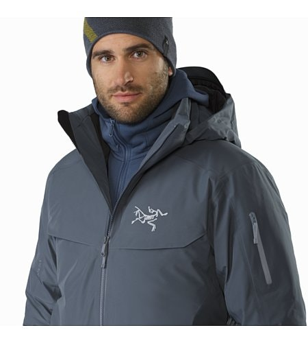 Macai Jacket Neptune Open Collar