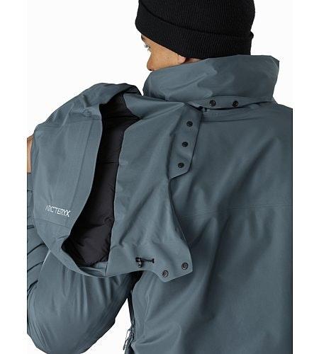 Macai Jacket Neptune Removable Hood