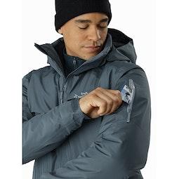 Macai Jacket Neptune Sleeve Pocket