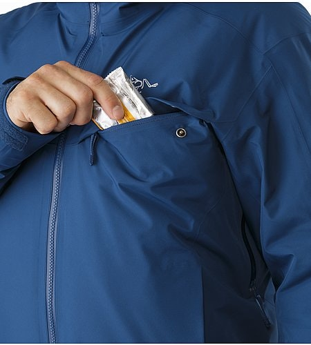 Macai Jacket Triton Chest Pocket