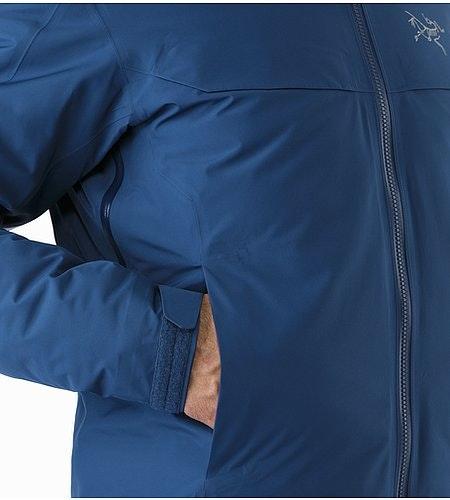 Macai Jacket Triton Hand Pocket