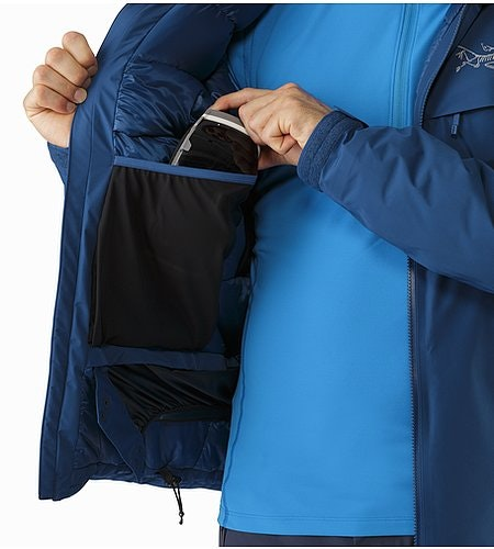 Macai Jacket Triton Internal Dump Pocket