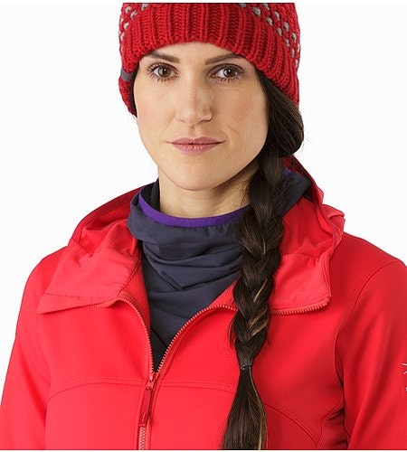 Maeven Hoody Women's Rad Open Collar