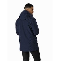 Magnus Coat Tui Back View