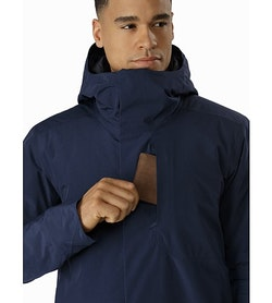 Magnus Coat Tui Chest Pocket