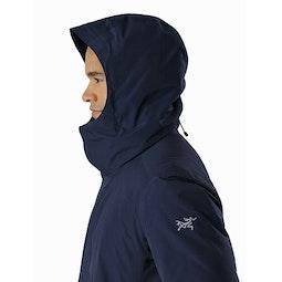 Magnus Coat Tui Hood
