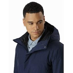 Magnus Coat Tui Internal Collar