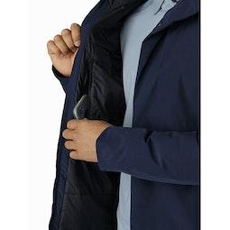 Magnus Coat Tui Internal Security Pocket