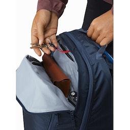 Mantis 26 Backpack Exosphere Key Clip