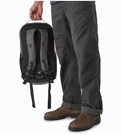 Mantis 26 Backpack Pilot Back Panel