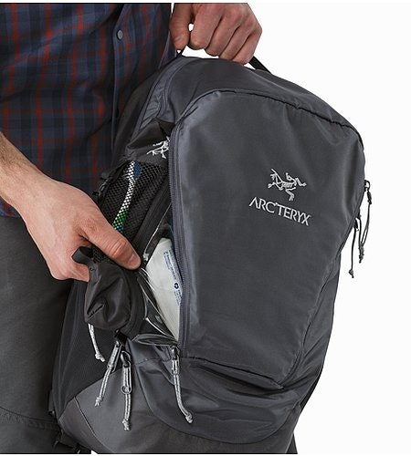 Mantis 26 Backpack Pilot Left Side Pocket