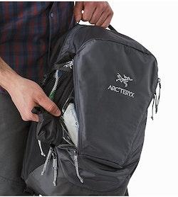 Mantis 26 Backpack Pilot Left Side Pocket