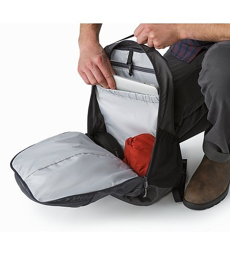 Mantis 26 Backpack Pilot Main Compartment