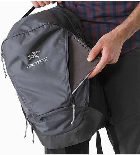 Mantis 26 Backpack Pilot Right Side Pocket