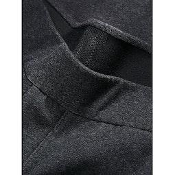Mentum Jogger Black Heather Fabric