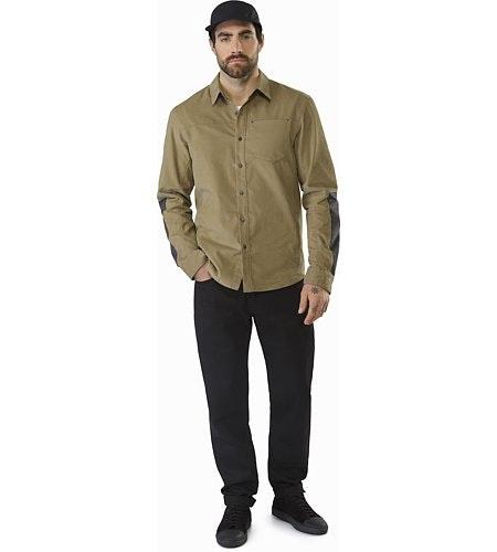 Merlon Shirt LS Ordos Front View 1