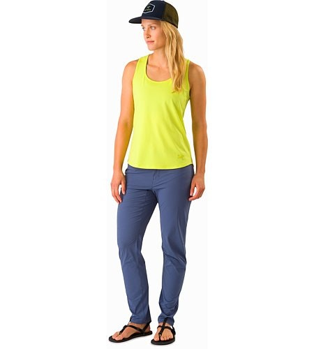 Mica Pant Women's Nightshadow Front View