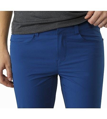 Mica Pant Women's Poseidon Hand Pocket