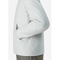 Mionn IS Jacket Vapor Hand Pocket