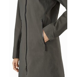 Mistaya Coat Women's Aeroponic Hand Pocket