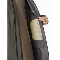 Mistaya Coat Women's Aeroponic Internal Security Pocket
