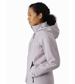 Mistaya Coat Women's Morganite Collar