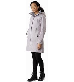 Mistaya Coat Women's Morganite Front View