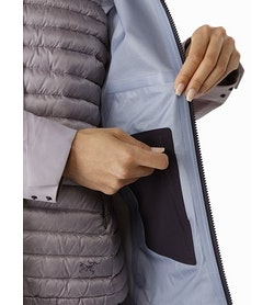 Mistaya Coat Women's Morganite Internal Security Pocket