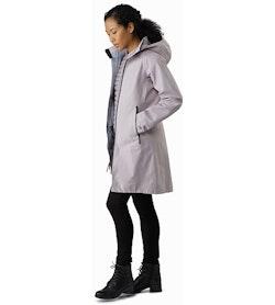 Mistaya Coat Women's Morganite Open View
