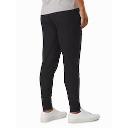 Momenta Jogger Women's Black Heather Back View