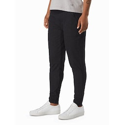 Momenta Jogger Women's Black Heather Front View