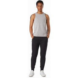 Momenta Jogger Women's Black Heather Full View