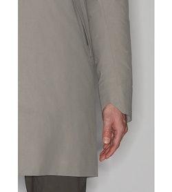 Monitor Down Coat Silt Cuff