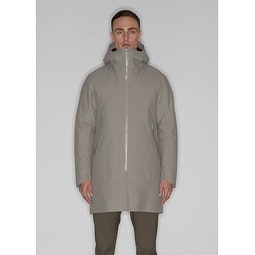 Monitor Down Coat Silt Front View
