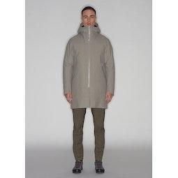 Monitor Down Coat Silt Full Body