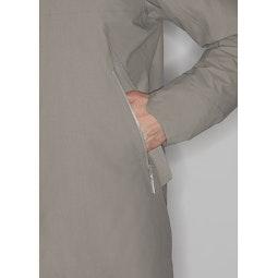 Monitor Down Coat Silt Hand Pocket