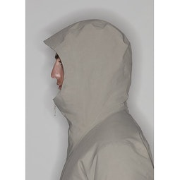 Monitor Down Coat Silt Hood