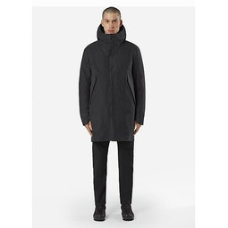 Monitor Down TW Coat Charcoal Htr Full View