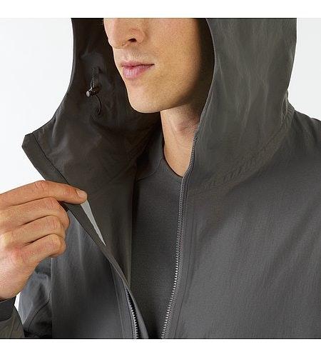 Monitor SL Coat Ash Hood Adjuster