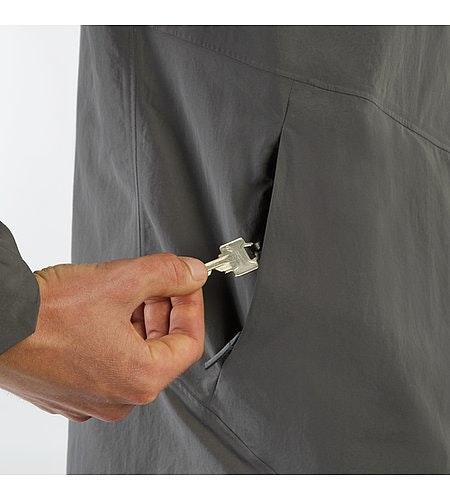 Monitor SL Coat Ash Key Clip