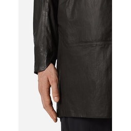 Monitor SL Coat Black Cuff View