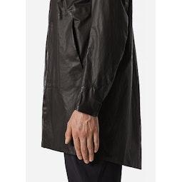Monitor SL Coat Black Side Cuff
