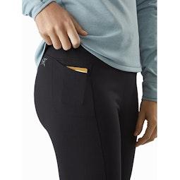 Motus AR Bottom Women's Black External Stash Pocket