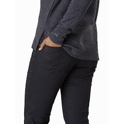 Murrin Pant Women's Carbon Copy Back Pockets