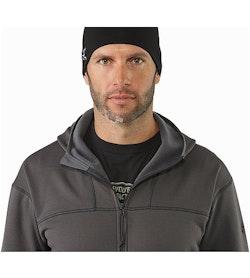 Naga Hoody Full Zip Wolf Open Collar
