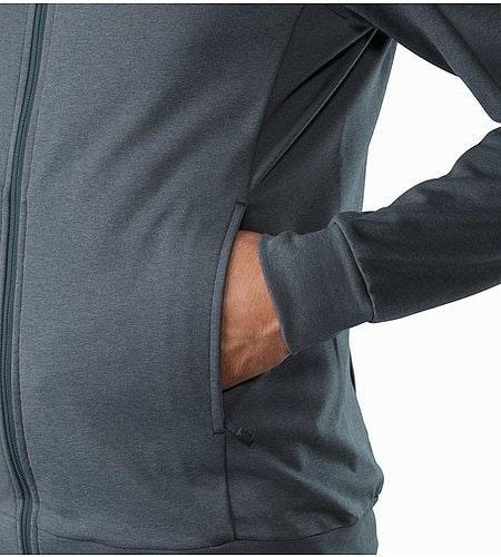 Nanton Jacket Heron Hand Pockets