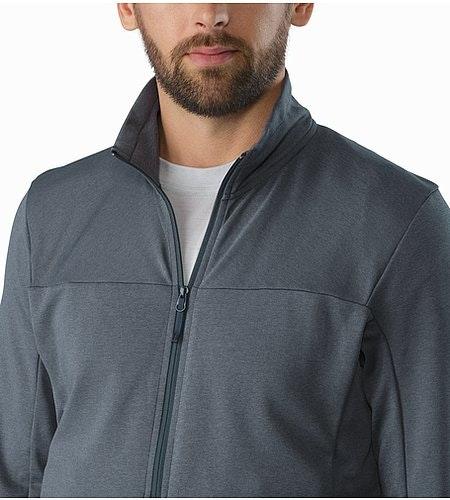 Nanton Jacket Heron Open Collar
