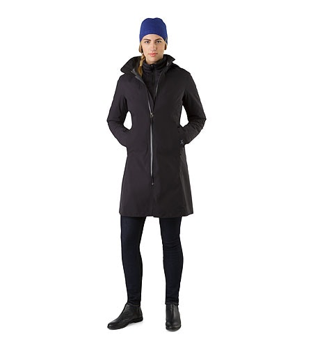 Narin Jacket Women's Black Outfit