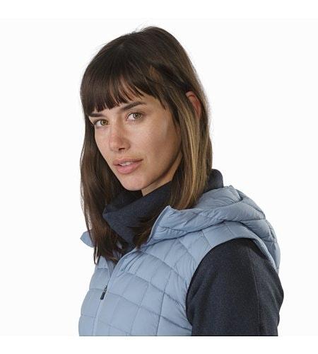 Narin Vest Women's Lunar Mist Collar